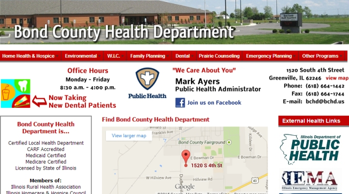 Bond County Health Department