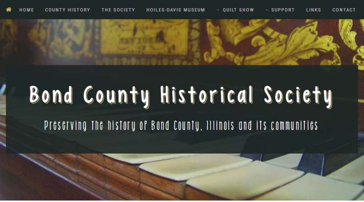 Bond County Historical Society